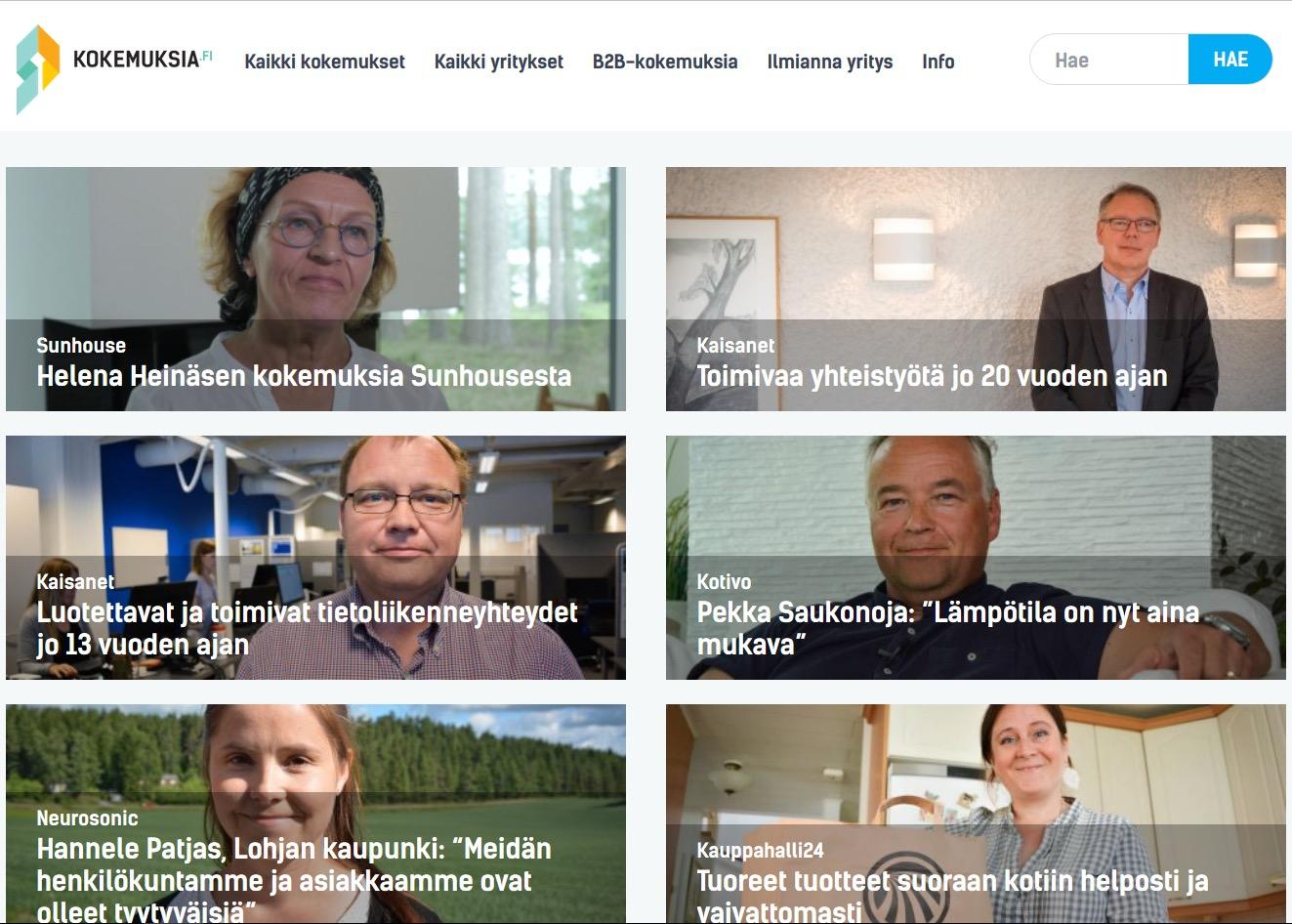 www.kokemuksia.fi2
